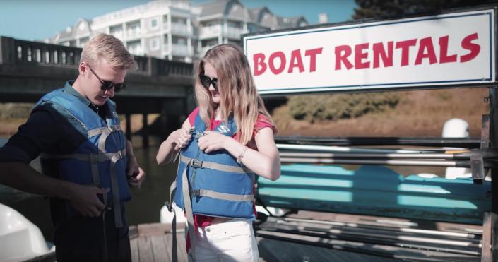 Seaside-Paddle-Boat
