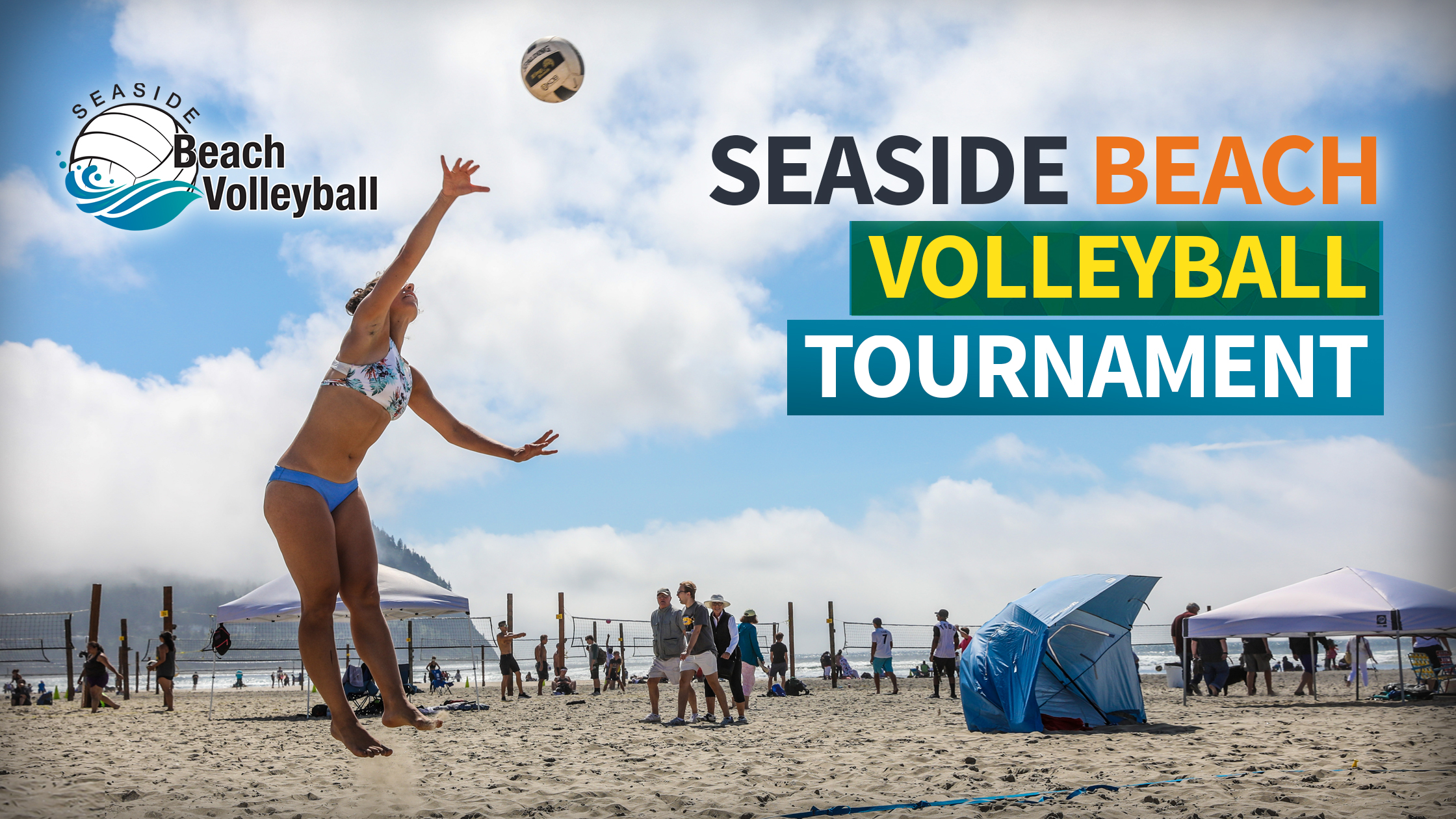 Seaside Beach Volleyball Tournament